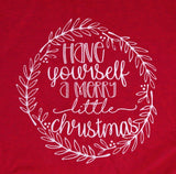 Merry Little Christmas Graphic Tee