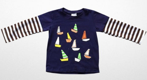 Wind in my Sails Tee