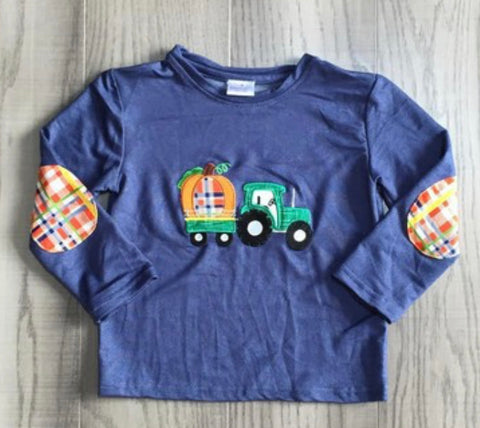 Pumpkin Farm Tee