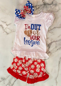 Out of Your League Boutique Set