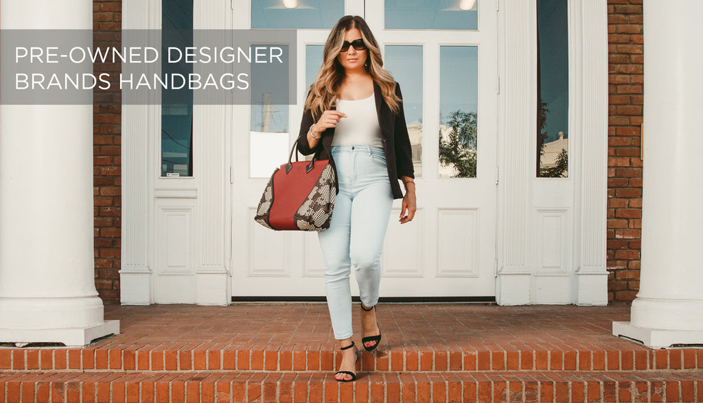 Shop for Pre-Owned Designer Handbags