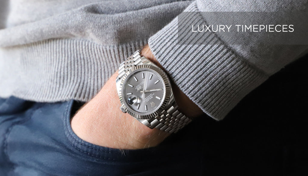 Shop for Luxury Timepieces