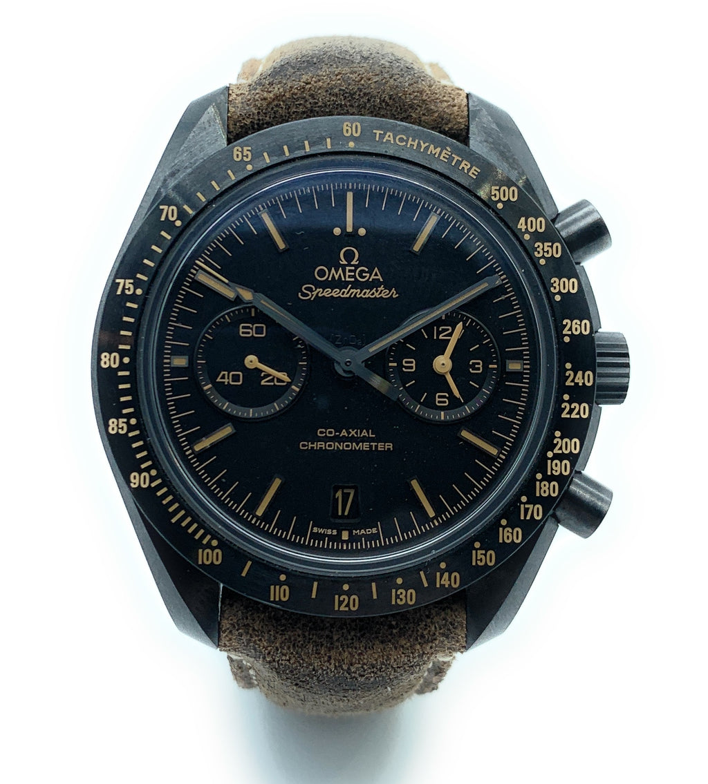 Omega Speedmaster 'Dark Side Of The Moon' Mens Watch