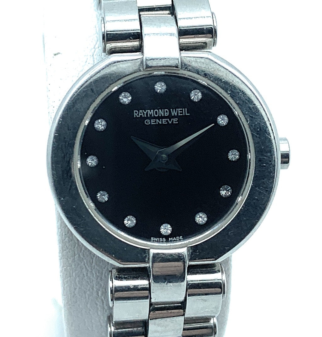 Raymond Weil Geneve Allegro 5817 Diamond Accent Ladies Watch