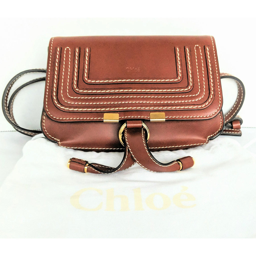 Chloe Marcie Small Leather Bum Belt & Cross-body Bag