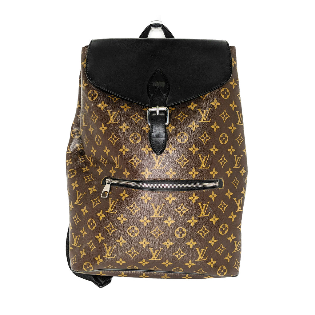 Louis Vuitton Monogram Macassar Palk Backpack