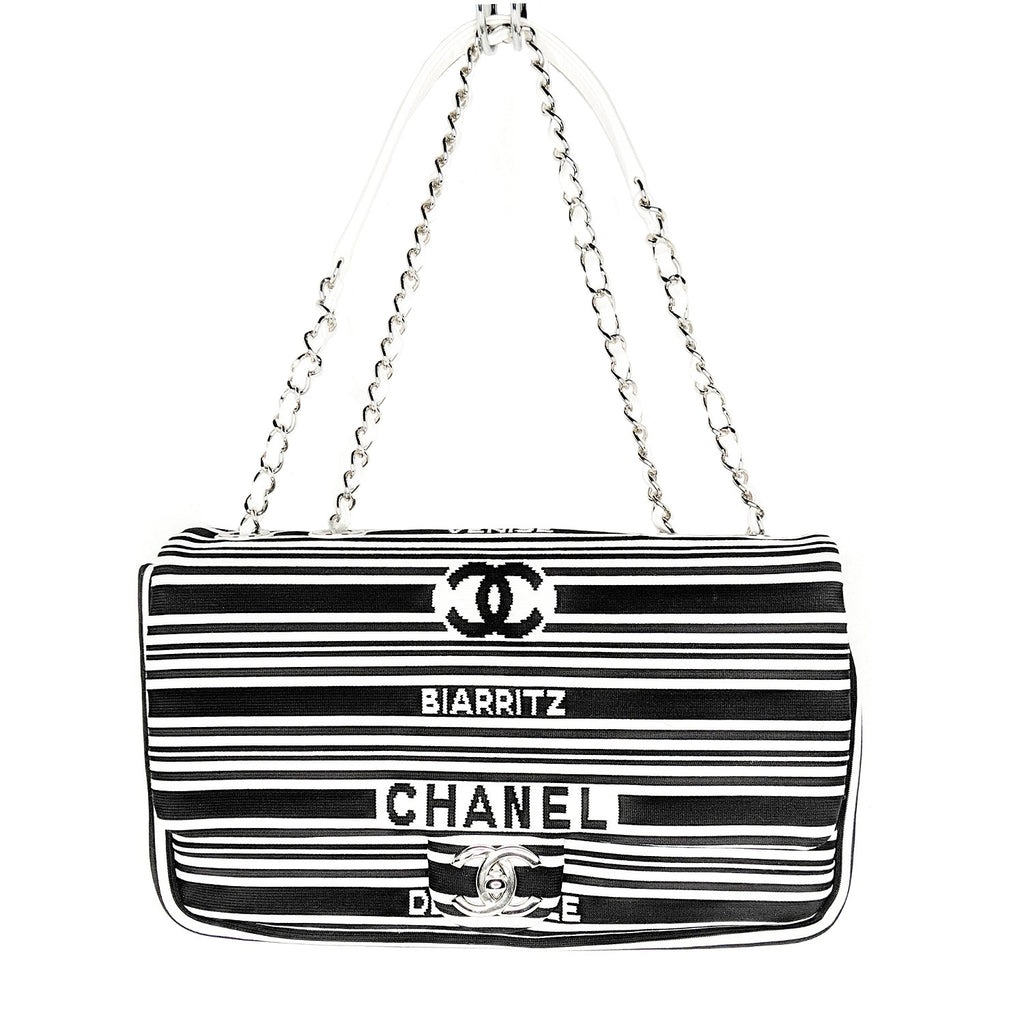 Chanel 2019 Venise Biarritz Flap Shoulder Bag