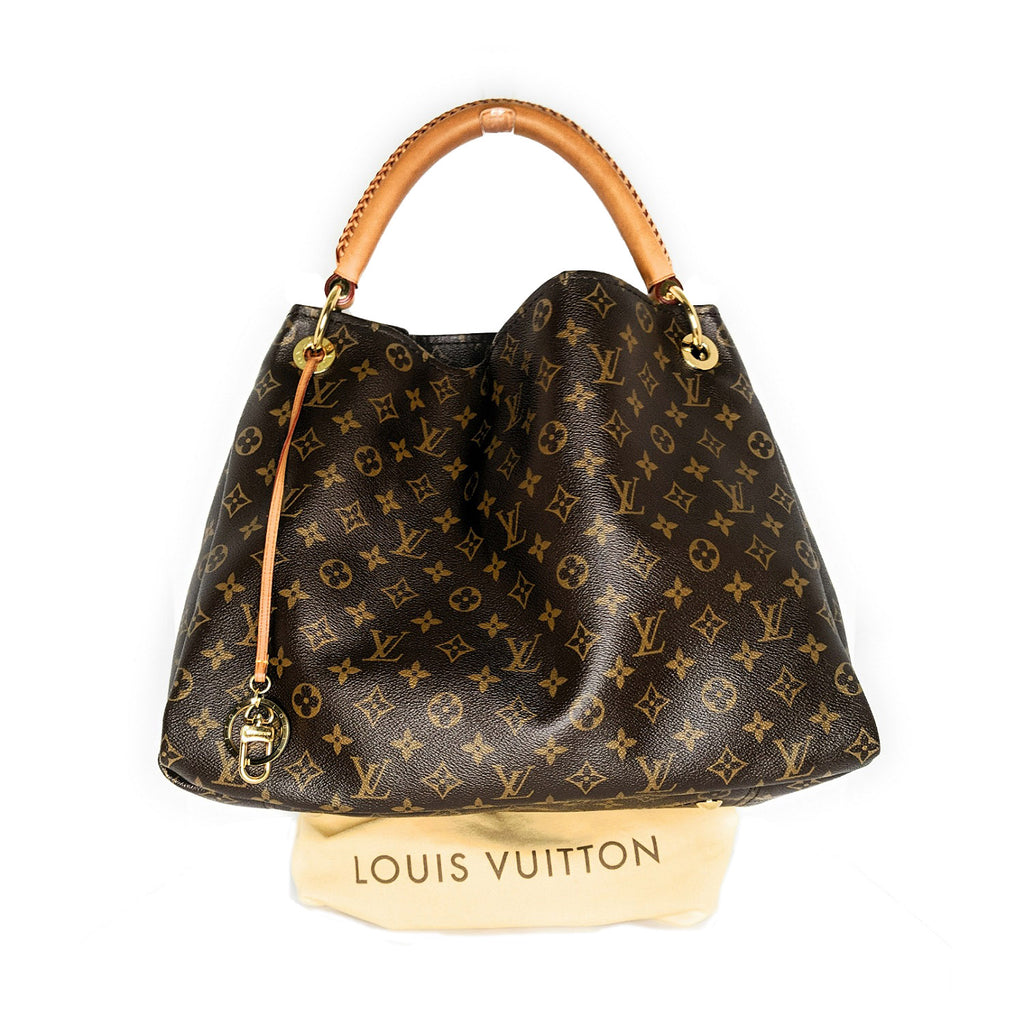 Louis Vuitton Monogram Canvas Artsy MM Hobo