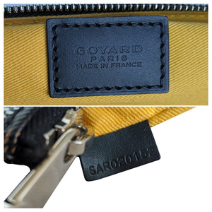 Goyard Goyardine Coated Canvas Senat Pouch MM