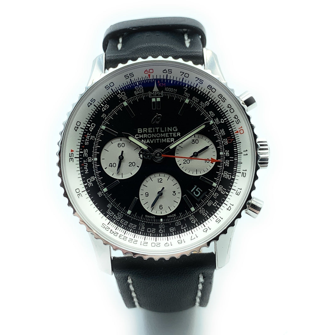Breitling Navitimer Chronograph Mens Watch - AB0121