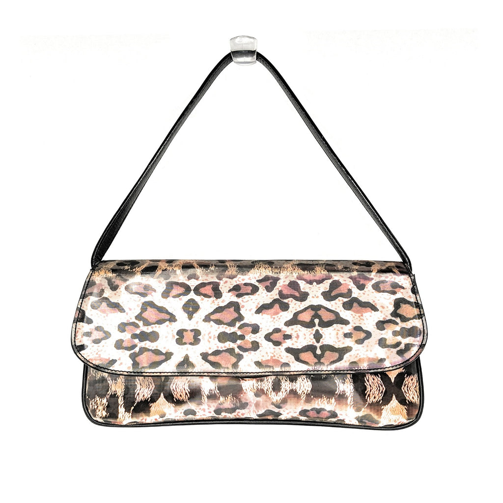 Dolce & Gabbana Cheetah Print Shoulder Bag