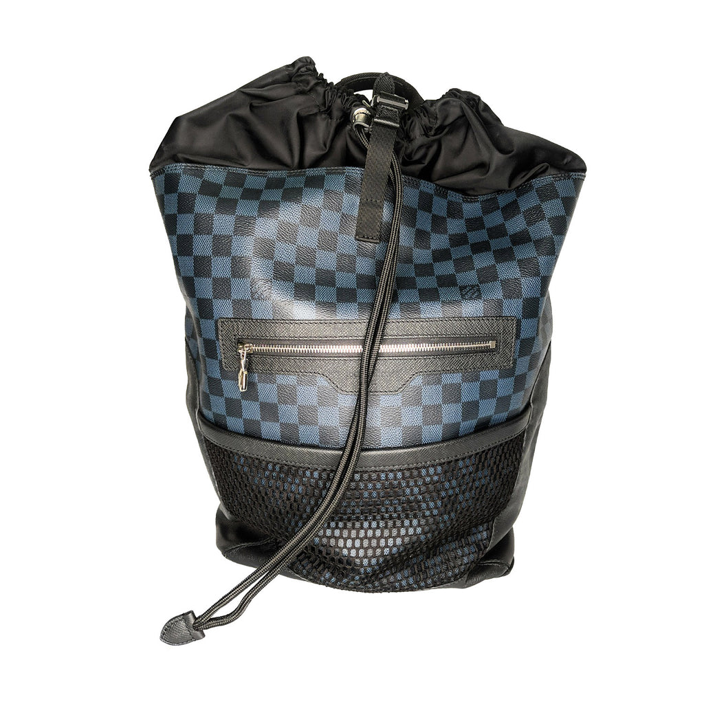 Louis Vuitton Damier Cobalt Matchpoint Backpack