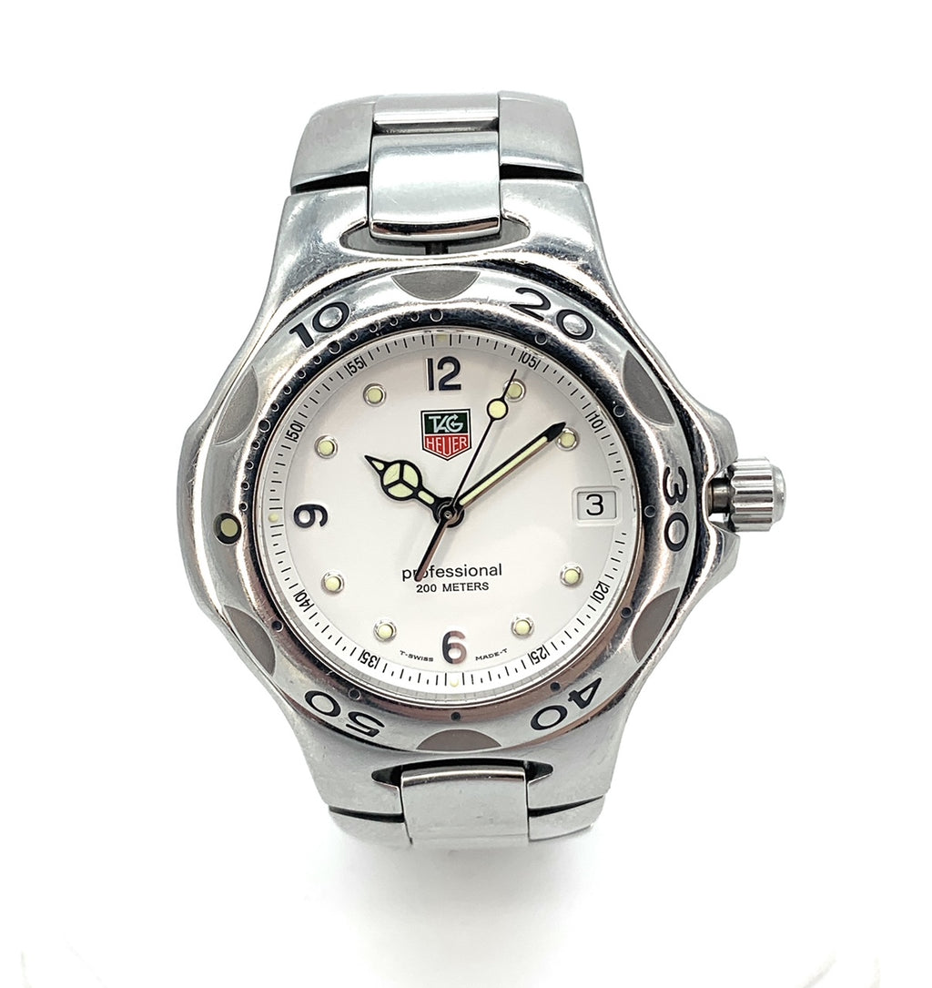TAG Heuer Kirium Model WL1115 Men's Watch - 38mm