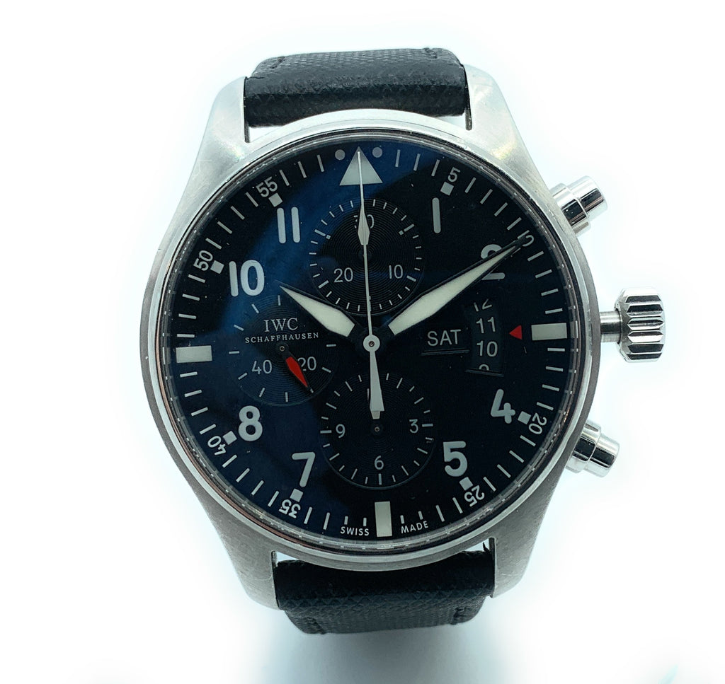 IWC Pilot's Chronograph Automatic IW377701 Men's Watch