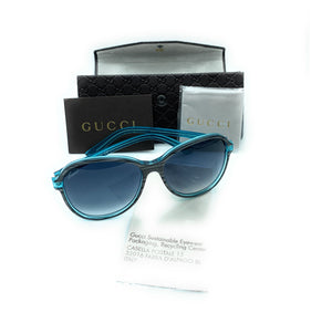 Gucci GG3193/S Aquamarine Sunglasses