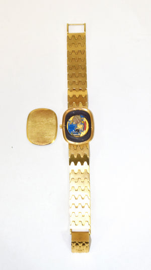 Concord 20.G3.1450 14k Gold Elegant Ladies's Bracelet Watch