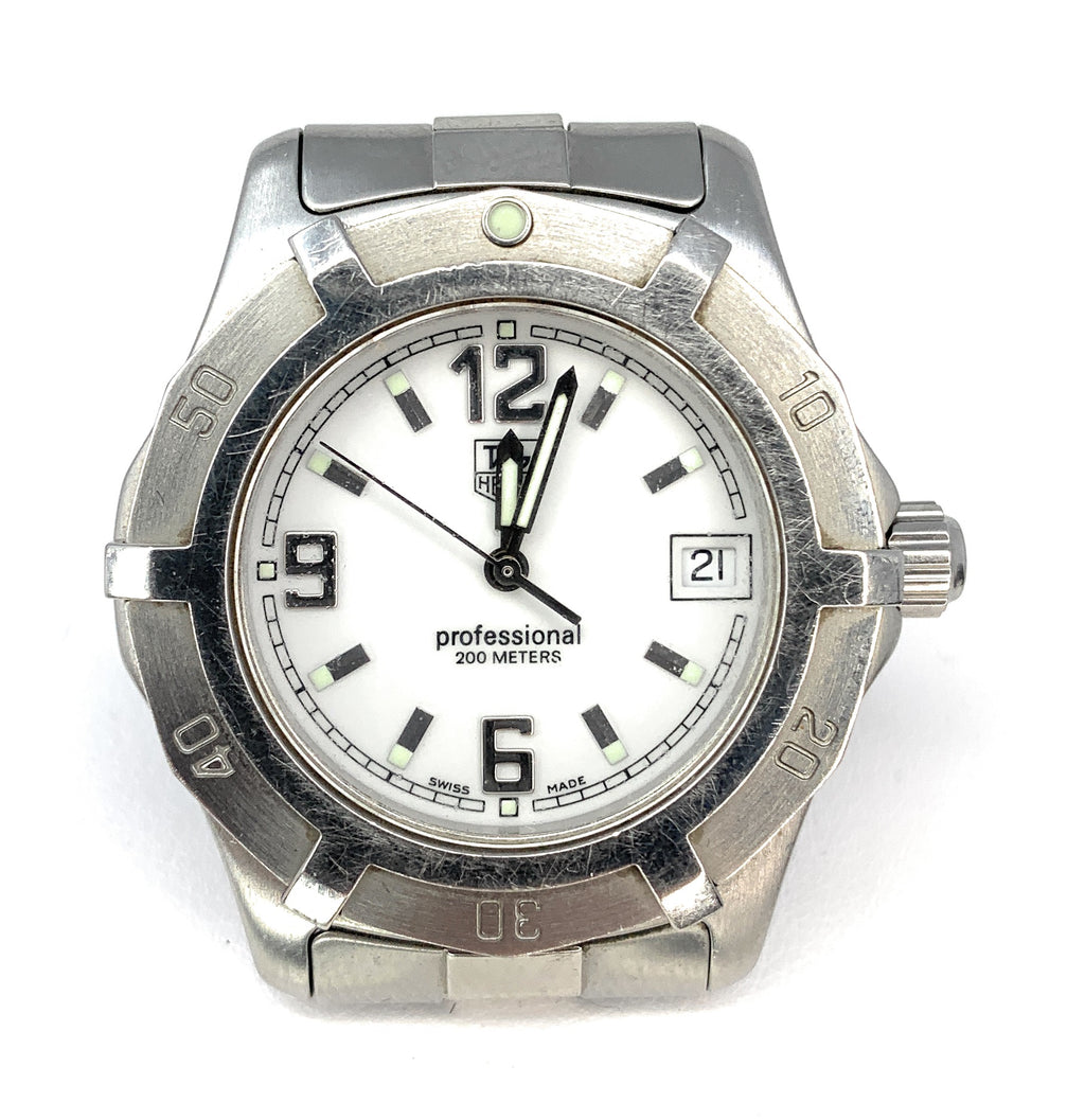 TAG HEUER 2000 Series Exclusive Professional WN1211 Watch