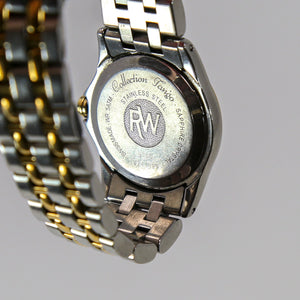 "Raymond Weil Ladies Watch ""Tango"" Collection, 5790 Duo-Tone Steel and Gold"