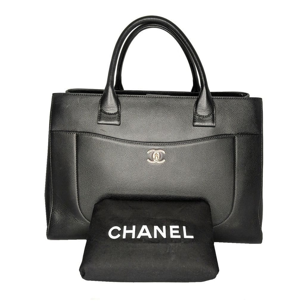 Chanel Large Neo Executive Shopping Tote