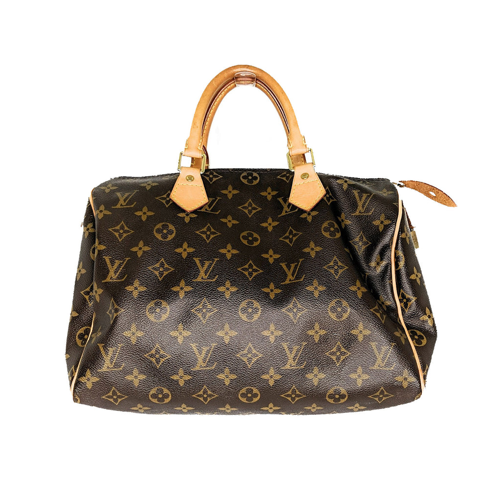 Louis Vuitton 2007 Monogram Canvas Speedy 30 Bag