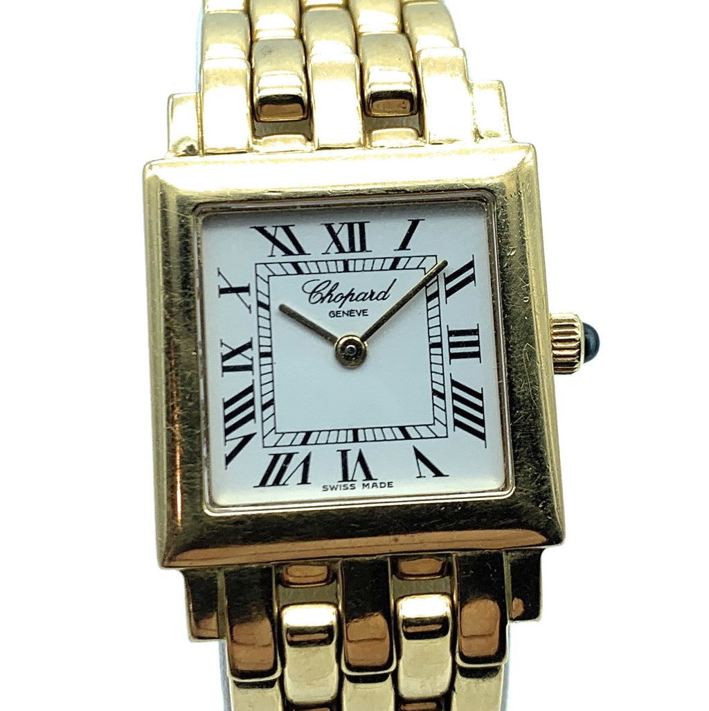 Chopard 18K Yellow Gold Swiss Watch. Ref 426-1