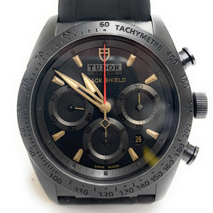TUDOR Fastrider Blackshield Automatic Men's Watch - 42000CN-BKRS