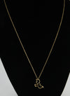 Tiffany & Co. Paloma Picasso 18K Gold Dove Pendant Necklace