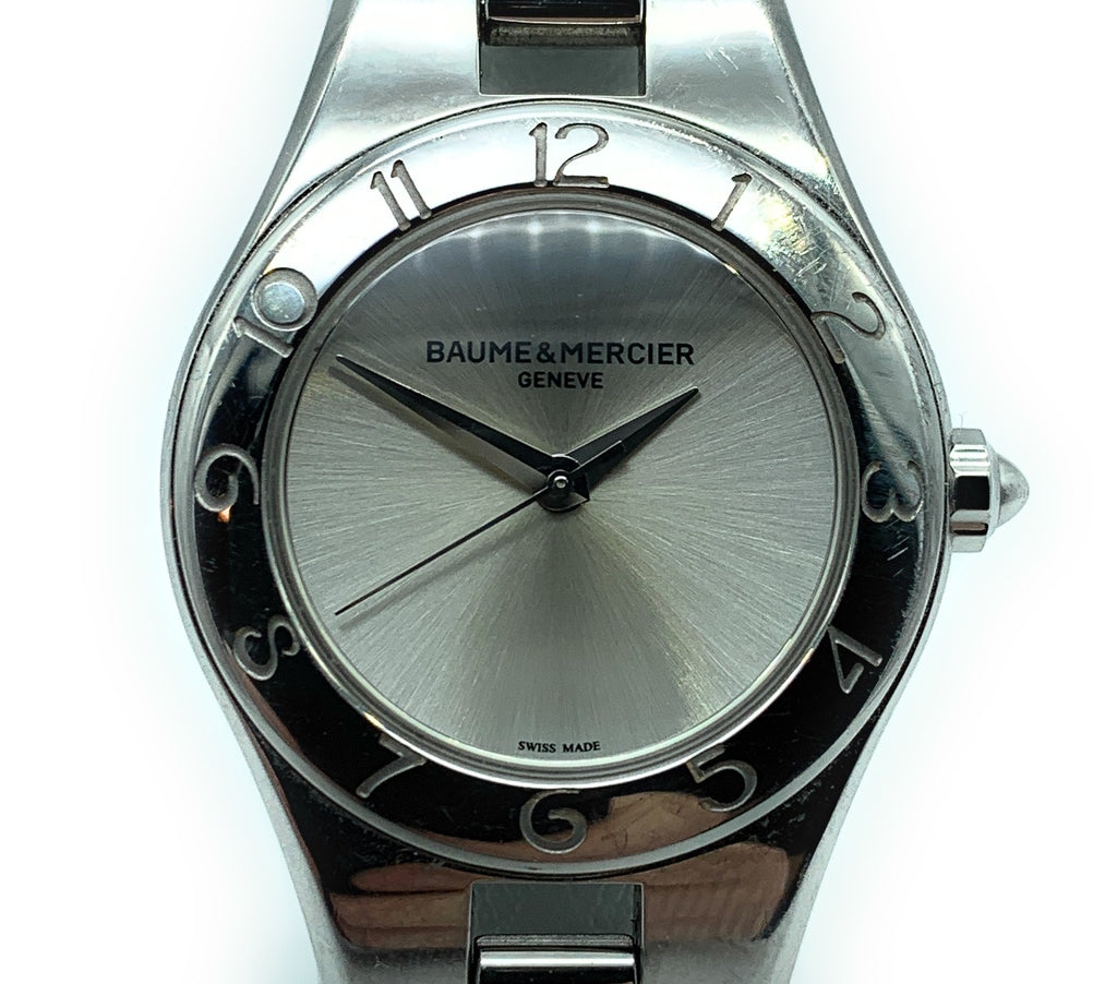 Baume et Mercier Linea Ladies Quartz Watch - Ref#M0A10138