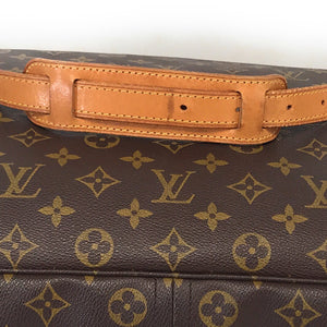 Louis Vuitton Boulogne Ballad Monogram 50, Shoulder Travel Bag