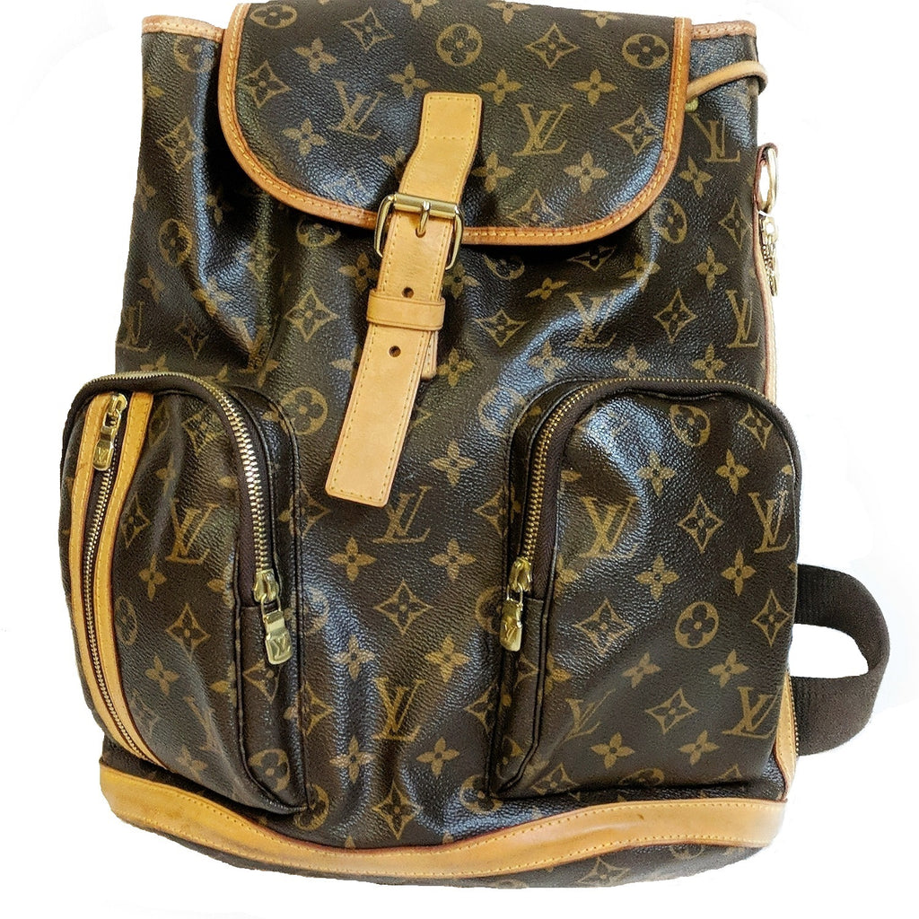 Louis Vuitton Monogram Canvas Bosphore Backpack