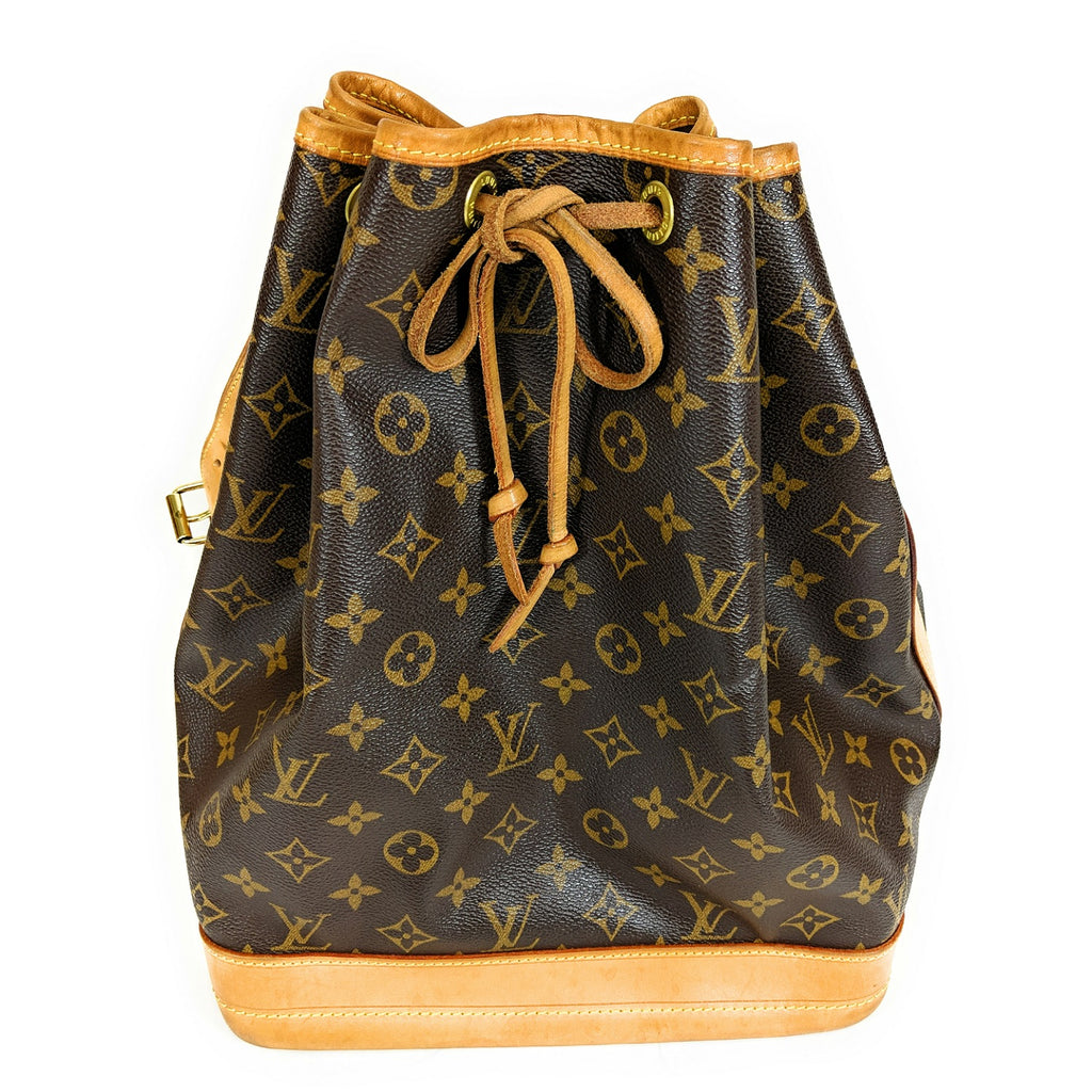 Louis Vuitton Monogram Canvas Noe Drawstring Bag