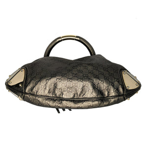Gucci Large Babouska Indy Bag Top Handle Hobo