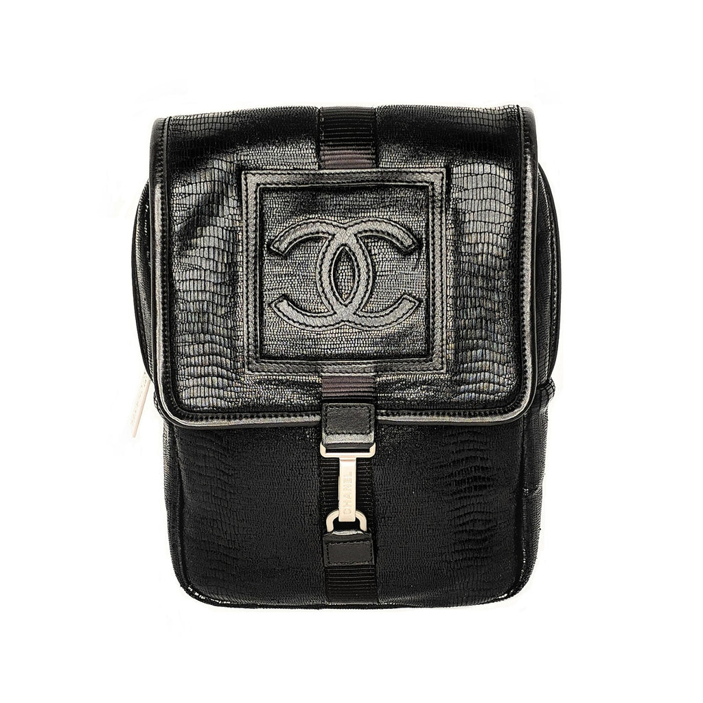 Chanel Sports Line Messenger Shoulder Bag