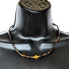 Pair of Vintage Tribal Choker Necklaces