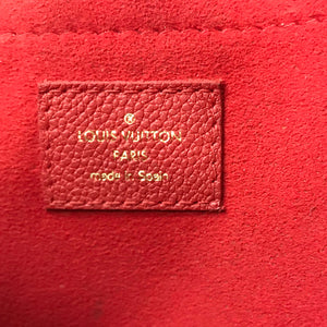 Louis Vuitton Flap Saint Placide Monogram Cerise Cherry