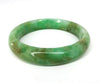 GORGEOUS Siberian Nephrite Jade Bangle Bracelet - 100% Natural