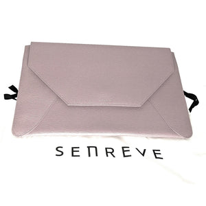 Senreve Envelope 13in Laptop Sleeve Mimosa Lilac