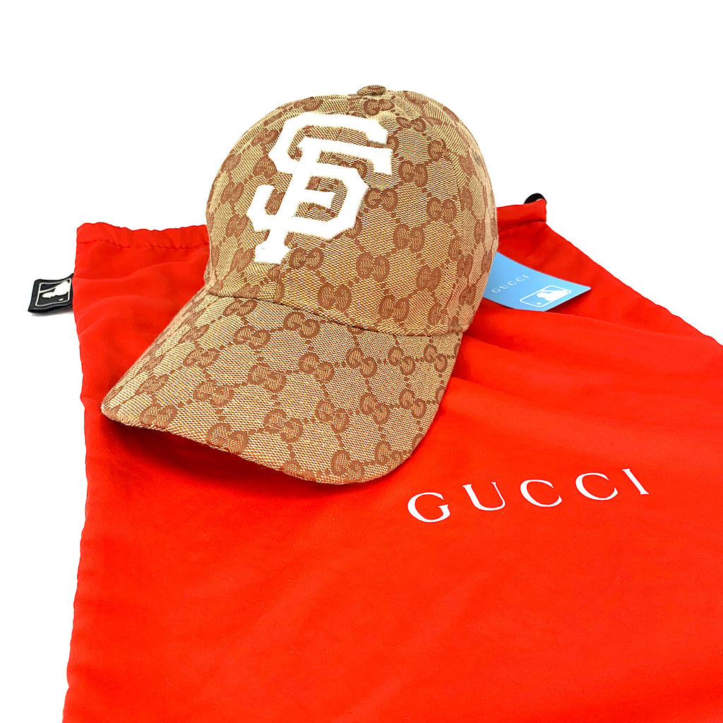 Gucci SF Giants Baseball Hat, Size 55-59 cm