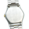 Ebel Sport Classic 183903 Stainless Steel 18k Gold 37mm Date Watch