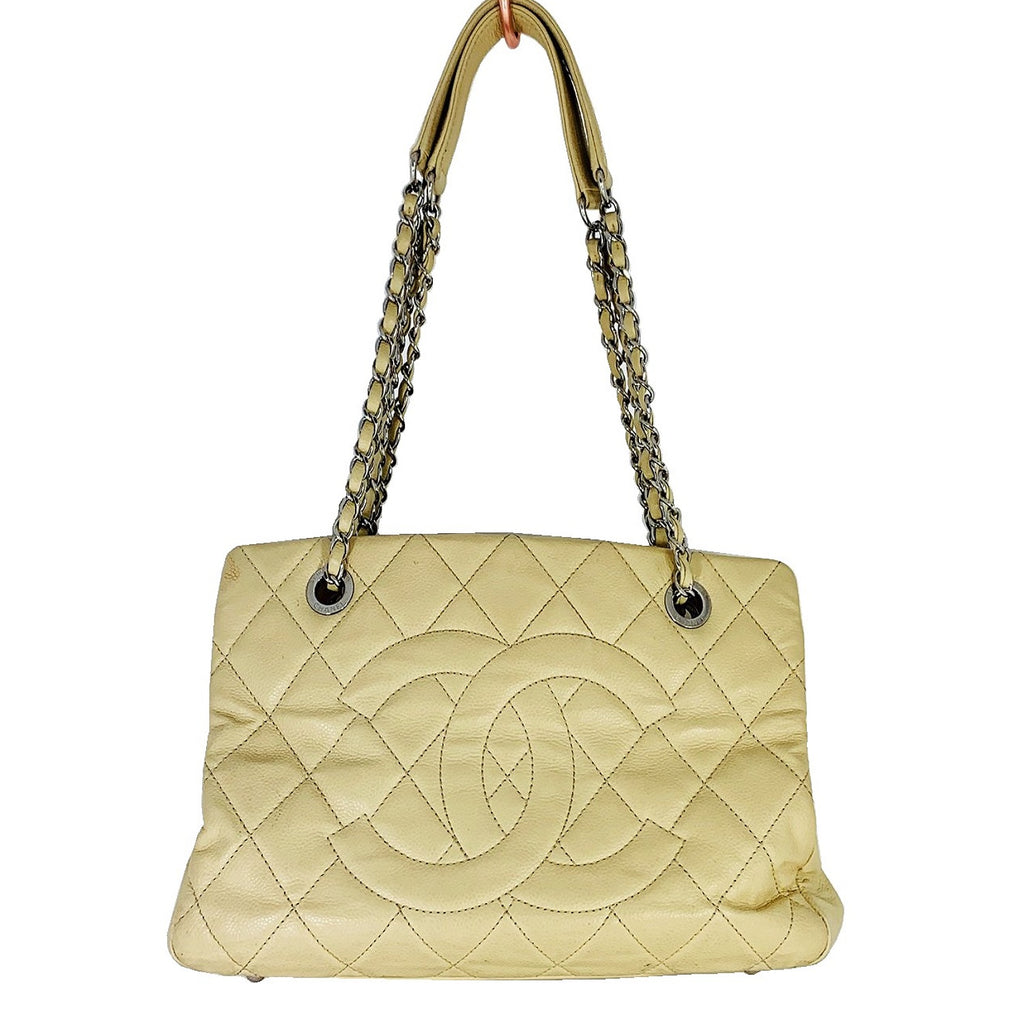 Chanel Timeless Classic Caviar Quilted Tote