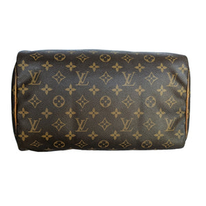 Louis Vuitton Vintage Monogram Canvas Speedy 30 Bag