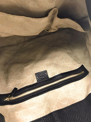 Authentic Gucci Diana Bamboo Shoulder Bag Leather Medium Plus Cross Body Strap