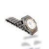 Omega Women's Stainless Steel Diamond Constellation Wristwatch