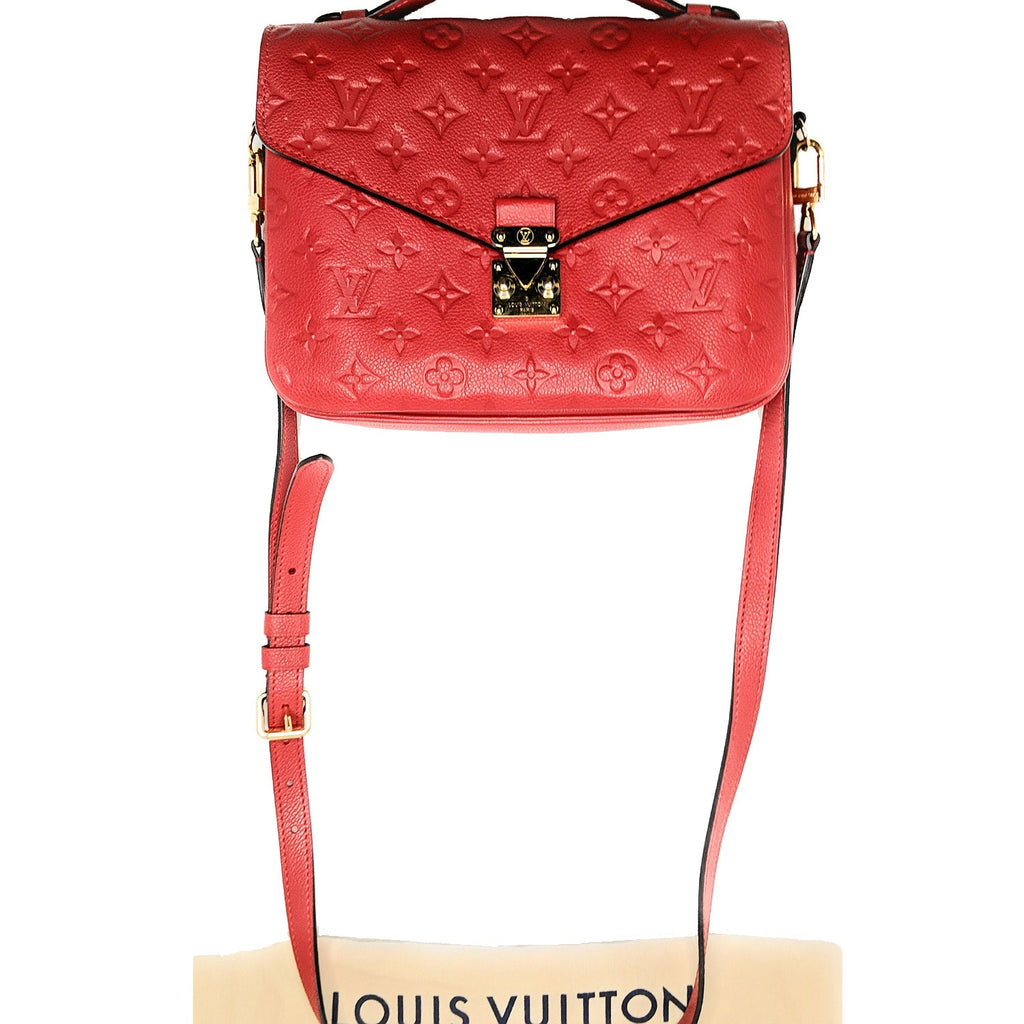 Louis Vuitton 2017 Empreinte Pochette Métis Cross-body