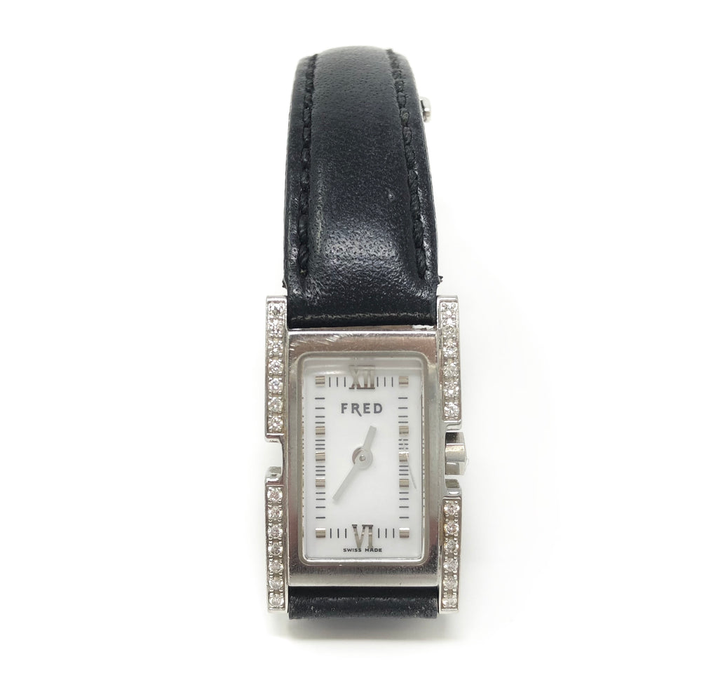 Fred Paris Diamond Women's Watch R10-101