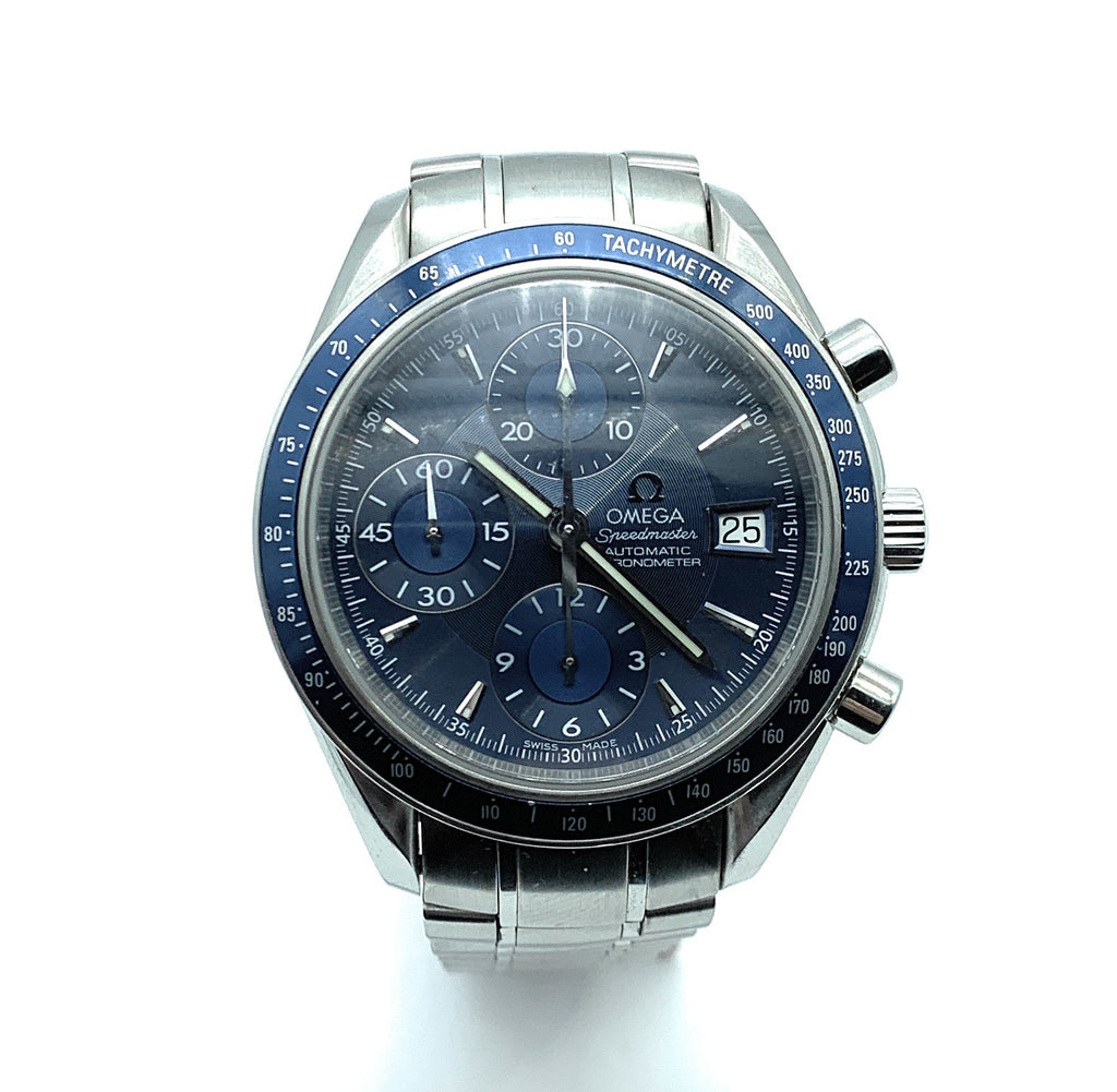OMEGA Speedmaster Automatic Chronograph Stainless Steel Men's Watch