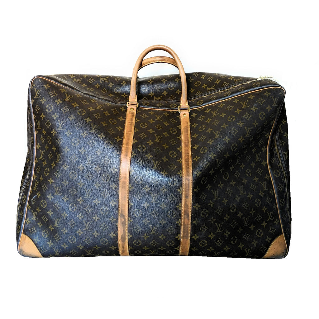 Louis Vuitton Monogram Canvas Sirius Soft Suitcase 70