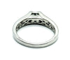 14K White Gold 0.75ctw Diamond Engagement Ring - Sz. 8.25