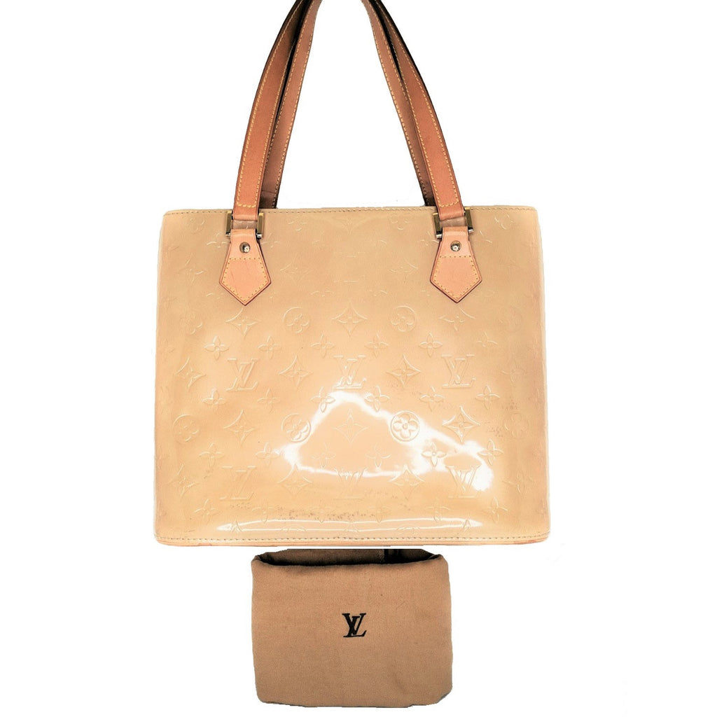Louis Vuitton Vintage Monogram Vernis Houston Tote