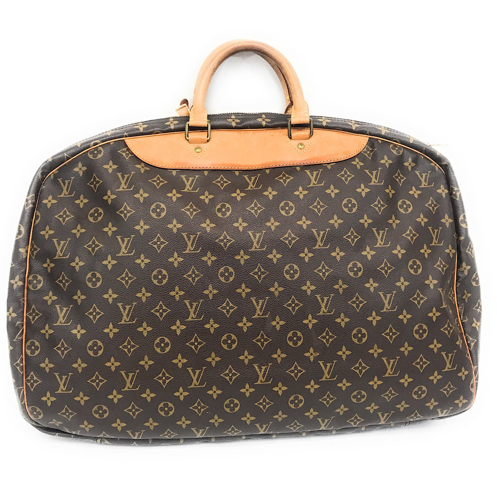 Louis Vuitton Monogram Alize 1 Poche Compartment Travel Bag